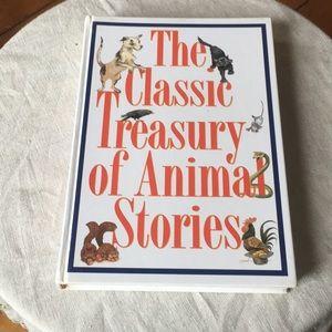 Animal Stories- The classic treasury Book